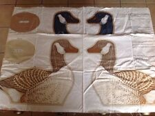 VIP Cranston Canada Goose Fabric Panel Wild Bird Collection