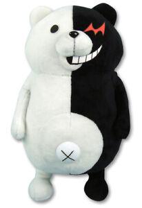 *Legit* Danganronpa Authentic Anime Plush Toy Doll Stuffed Bear Monokuma #53543