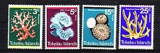 Tokelau-isole Michel numero 30 - 33 post freschi