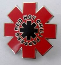 **NEW** Red Hot Chili Peppers enamel badge.