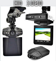 "Hot Black 2.5"" Full HD 720P Car DVR Vehicle Camera Video Recorder Dash Cam V0"