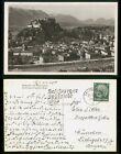 Mayfairstamps Germany 1939 Salzburg Festspiel to Munich Real Photo Postcard wwr7
