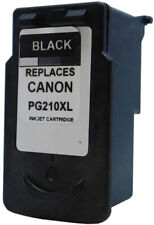 Remanufactured Canon PG-210XL High Yield Black Ink Cartridge