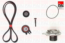 TIMING BELT KIT WITH WATER PUMP FOR FIAT PUNTO TBK224-6228 OEM QUALITY