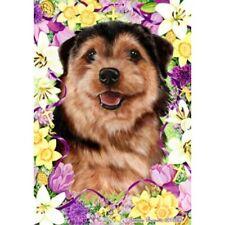 Easter Garden Flag - Norfolk Terrier 332251