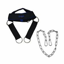 Head Harness Strap Belt Lifting Fitness Workout Weight Neck Strength - ²MTAPC