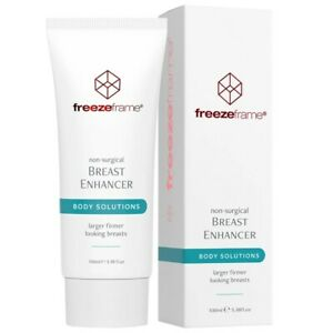 Freezeframe Breast Enhancer 100mL Non-Surgical Body Solutions Freeze Frame