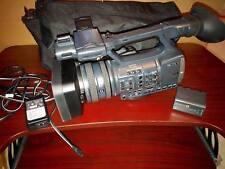 Sony HDR-AX2000 HDV Camcorder Exmor 3cmos Digital HD Video Recorder Japan 123665