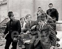 Quadrophenia (1979) Trevor Laird, Gary Shail, Mark Wingett 10x8 Photo