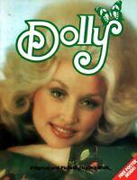 DOLLY PARTON 1977 HERE YOU COME AGAIN TOUR CONCERT PROGRAM BOOK / NMT 2 MINT