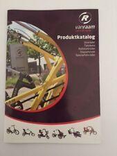Ab €1,00 Produktkatalog oder Ersatzteil Van Raam Therapierad,Dreirad,Duo Rad