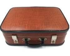 Vintage Retro Suitcase With Keys