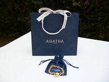 ★ Bracelet Agatha Couleur Doré ★ Comme Neuf : Redoré Chez Agatha 🌟