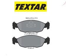 2182702 Kit pastiglie freno a disco ant.Citroen-Peugeot (MARCA-TEXTAR)