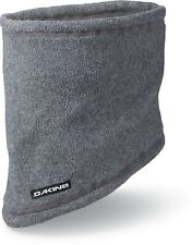 Dakine Fleece Mens Polyester Stretch Fleece Neck Tube Charcoal NEW Sample