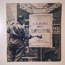 Teatro Della Pergola. Catalogo della riapertura del 1967: storia e protagonisti