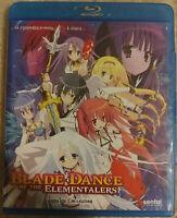 Blade Dance of the Elementalers - Complete - Sentai Filmworks - Bluray - Nice!
