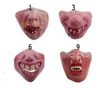 Masque Déguisement  Horreur Halloween Cauchemar vampire nez mask horror fun