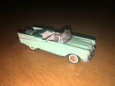 Racing Champions 1:64 Scale 1957 Chevy Classic Coupe Convertible!