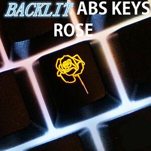 Corsair Razer Customized Backlit Keycap Keycaps R4 OEM for Cherry MX Keyboard