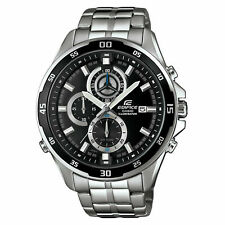 Casio EFR547D-1A Edifice 54MM Men's Chronograph Stainless Steel Watch