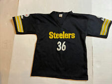 Pittsburgh Steelers jersey YOUTH KIDS Size MEDIUM NFL Jerome Bettis 36 Franklin