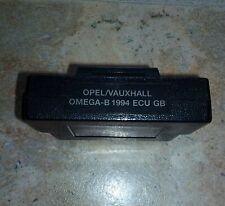 Opel Vauxhall Tech 1 1A Mastertech Omega B Diagnose Modul ECU 94-95 GB 09017113