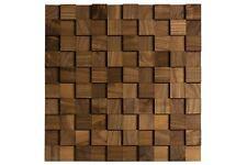 Wandverkleidung Holz 3D   wodewa 30   Echtholzdeco I selbstklebend