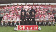 STOKE CITY FOOTBALL TEAM PHOTO>1999-00 SEASON