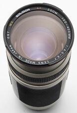 Soligor AF Zoom 100-400mm 100-400 mm 1:4.5-6.7 4.5-6.7 MC - Canon EOS EF