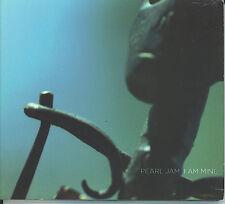 PEARL JAM  I Am Mine  rare promo CD single with GATEFOLD PicCover