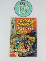 Marvel Comics Bronze Age Comic Book Captain America & The Falcon Vol 1 #136 1971