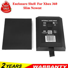 1Pc Hard Drive Enclosure Case Shell for Xbox 360 Slim Microsoft HDD Case Hot!!!