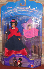"RARE 6"" Musical Princess Mary Poppins doll mattel 1994 Disney Exclusive"