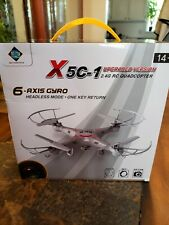 Syma X5sw FPV Explorers2 2.4ghz 4ch 6-axis Gyro RC Quadcopter Drone NEW!!!