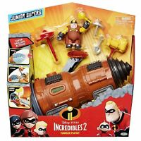 Incredibles 2 Underminer Vehicle Tunneler Toy Playset - FREE AND FAST SHIP