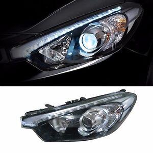 OEM Genuine Parts Day Light LED Head Lamp LH Assy For KIA 2013-2018 Cerato K3