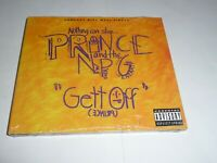 Prince and the NPG - Gett off (USA CD Single) SEALED