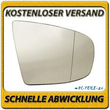 Spiegelglas für BMW X5 E70 2006-2013 rechts Beifahrerseite asphärisch