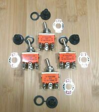 4 Bbt 15 Amp 250 Vac 3 Position Onoffon Waterproof Toggle Switches