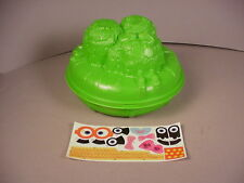 1986 McDonald's Boats n Floats Happy Meal Toy Fry Guys new old stock NOS