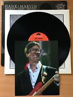 "HANK MARVIN,WORDS AND MUSIC,VINTAGE 1982 ALBUM,12"" LP33,+ HAND SIGNED PHOTO,COA"