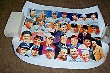 Babe Ruth Lithograph