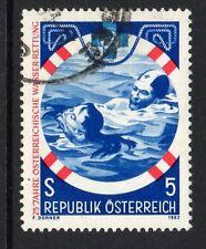 Austria sg1925 1982 servizio austriaco ACQUA SALVAVITA BENE USATO