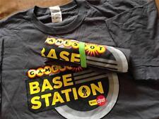 GAMESPOT BASE STATION Original PPROMO T-Shirt SDCC 2013 BRAND NEW (XL) Comic Con