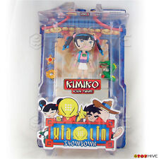 Xiaolin Showdown Kimiko action figure RARE Kids WB made by Toy Play 2006