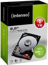 Intenso HDD interne Festplatte 2,5 Zoll 1TB 8MB SATA II