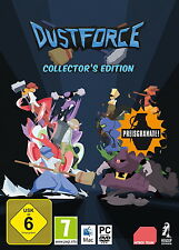 Dustforce Collector 's Edition (pc, 2012, DVD-Box) article neuf