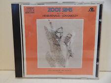 ZOOT SIMS Zoot Sims in Paris Henri Renaud Jon Eardley DRG Swing Disques CD Rare