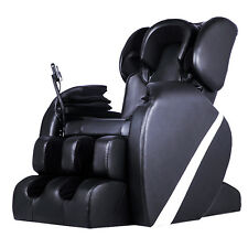 Electric Full Body Zero Gravity Shiatsu w/Heat Massage Chair Recliner
